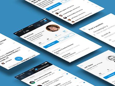 Mobile Career Network
