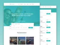 Light Booking Website