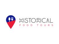 Historical Food Tours Logo