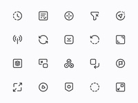 Myicons — Interface, Essential, UI  vector line icons