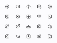 Myicons — Interface, Essential, UI  vector line icons pack