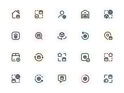 Myicons — Delivery, Shipping vector line icons pack web ui web designer web design ui set ui pack ui kit ui icons ui designer ui design ui myicons line icons interface icons icons pack icons design icons icon pack icon design flat icons essential icons
