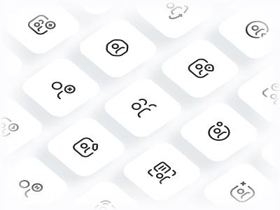 Myicons✨ — Users, Single user vector line icons pack sketch web ui web designer web design ui set ui pack ui kit ui icons ui designer ui design ui sketchicons line icons interface icons icons pack icons design icons icon pack icon design essential icons