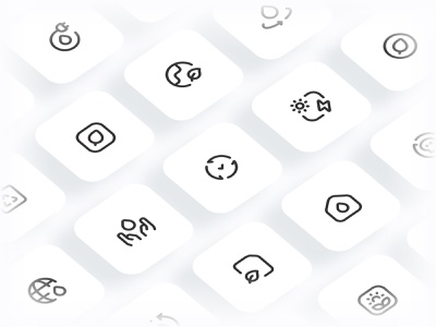 Myicons✨ — Ecology, Recycling vector line icons pack sketch web ui web designer web design ui set ui pack ui kit ui icons ui designer ui design ui sketchicons line icons interface icons icons pack icons design icons icon pack icon design essential icons