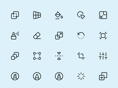Design, Tools line icons iconset icon ui web design designer ui designer flat icons myicons ui design icons set interface icons icon collection icons design icons pack icon design icon set icons line icons ui design icons