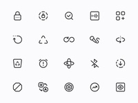 Myicons — Ui, Interface, Essential line icons