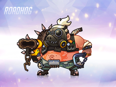 Roadhog designs, themes, templates and downloadable graphic elements on  Dribbble