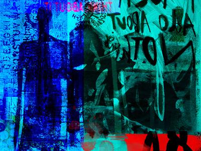Memories typography art contemporary art visual art text typography painting art