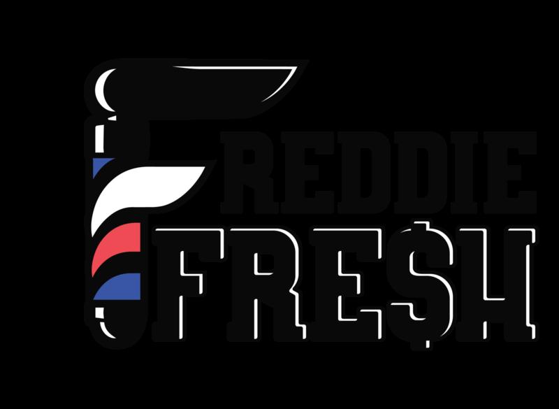 Freddie Fresh Logo illustrator flat vector typography logotype logo design logodesign logo illustration branding