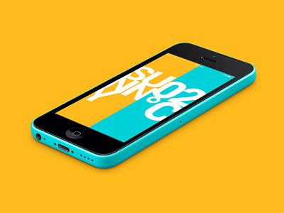 WhtWthr webdesign design ui app