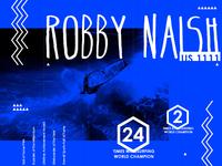 Robby Naish bio page
