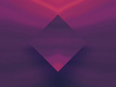 Losange losange gradient
