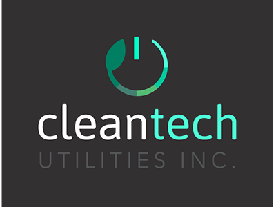 cleantech logo concept I am working on