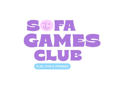 Sofa Games Club — B branding videogame logo japan vector