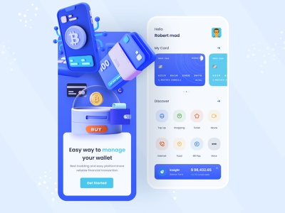Cryptocurrency Mobile App ui design apps design app design moile app design mobile app mobile crypto app design btc blockchain crypto app crypto wallet crypto currency crypto exchange bitcoin wallet wallet coin bitcoin crypto currency app currency