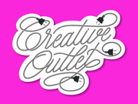 Dribbble to me is: a Creative Outlet :)