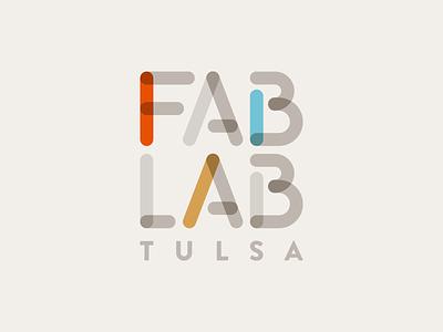 Fab Lab Brand branding logo