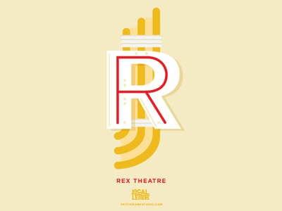 R is for Rex Theatre