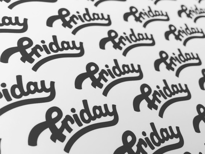 In case you didn't know... brush script pattern type draw doodle typography script hand lettering lettering