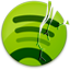 Original Spotify crash reporter icon