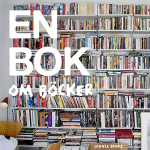 """Cover for """"A book about books"""""""