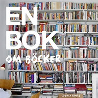 "Cover for ""A book about books"""