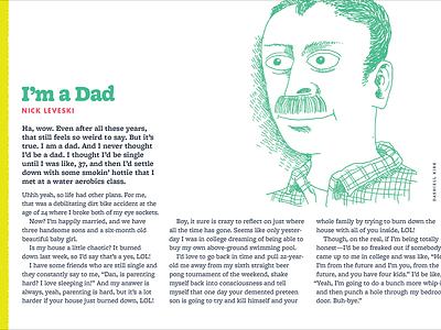 OKAY COOL Magazine richmond rva rvadesign va freight micro futura gooper comics comedy publishing magazine