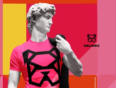 Kalip Identity Design by bblewrp