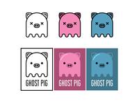 Ghost Pig logo