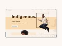 Indigenous website