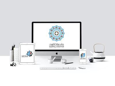 Kuwait Pavilion Logo Design - Expo 2020 Dubai UAE exhibition world expo logo design logo logo inspiration brand designer logo brief logo mark logo concept expo2020 art direction graphic design logo designer brand identity visual identity expo creative logo branding concept branding design branding