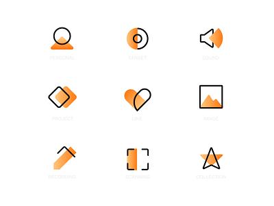 Iconstyle 设计 illustration 图标