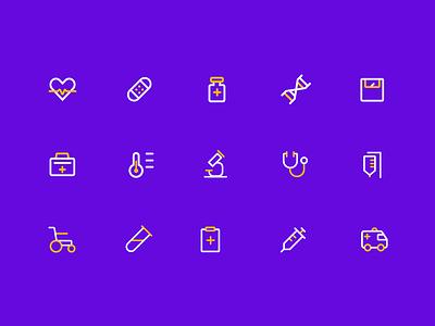 Medical Icon icon ui illustration