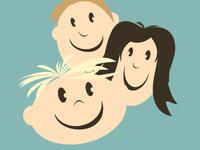 A quick family portrait