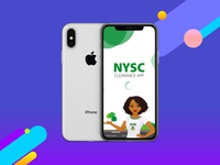 NYSc Clearance App Onboarding  Screen