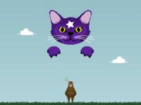 Antlerspacecat