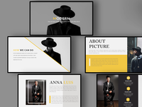 Design A Professional Powerpoint And Pitch Deck Presentation