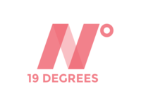 19 Degrees Logo 2015
