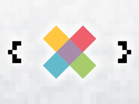 PiXLS Logo - X marks the spot