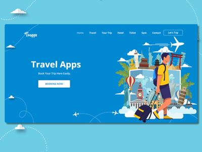Trapps Web Version