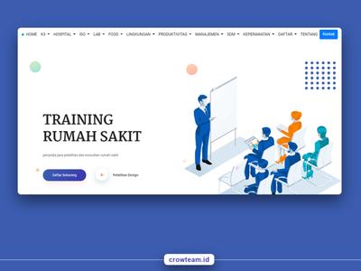 Redesign Website Karyatrainingcenter.com