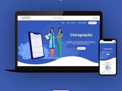 Web Design Chiropractic