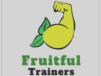 Fruitful Trainer - Logo Design