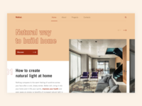 Natur webdesign website web building house home nature