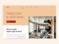Natur webdesign website web building house home nature