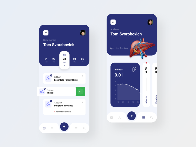 Healthcare App uiux ui medical care medical app medical medicine analyzes dashboad interface app health app healthcare health care health