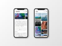 Travel Information App