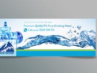 Water Factory  Facebook Banner