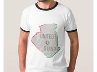 United We Stand T shirt