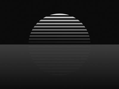 Sunrise desktop 8k space sun sunrise gradient minimal wallpaper